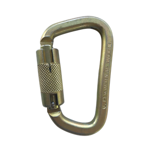 MSA Steel Autolock Carabiner 25mm